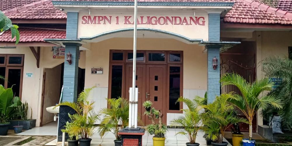 SMP Negeri 1 Kaligondang